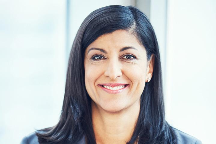 Zabeen Hirji